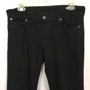 Lucky Brand by Gene Montesano black jean size 28